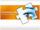 Corneal Degeneration Powerpoint Template