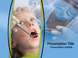 Dental Care PowerPoint Background