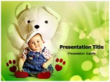Baby Center Powerpoint (PPT) Template