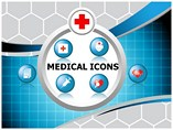 Medical Icons Collection Template
