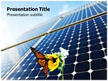 Powerpoint Templates for Solar Template