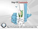 Guatemala Map (PPT) Powerpoint Template