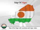 Niger Map (PPT) Powerpoint Template