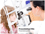 Ophthalmology (PPT) Powerpoint Template