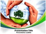 Environment Protection (PPT)Powerpoint Template