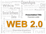 Web2.0 Powerpoint Template