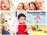 Kids (PPT)Powerpoint Template