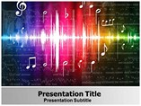 Music In Life (PPT) PowerPoint Template