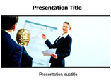 Business Education Training Powerpoint Template