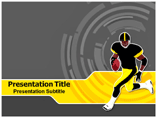 American Football (PPT)Powerpoint Template