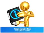 Information Management PowerPoint Theme