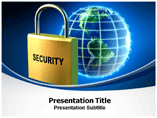 Information Protection (PPT)Powerpoint Template
