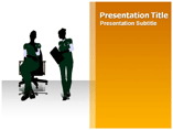 Nursing Theoretical Models  Powerpoint Template