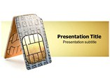 Cellular Construction (PPT)Powerpoint Template