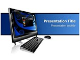 Computer (PPT)Powerpoint Template
