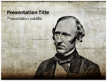 Wendell Phillips (PPT)Powerpoint Template