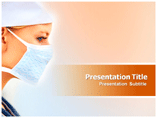 Medical Face Mask Powerpoint Template