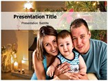 Family Relation (PPT)Powerpoint Template