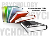 education powerpoint templates - Psychology