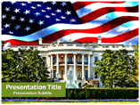 United States of Constitution (PPT)Powerpoint Template