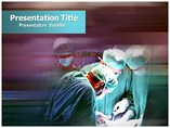 Emergency Physician (PPT)Powerpoint Template