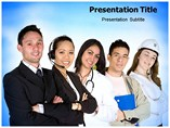career powerpoint-template