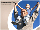 Family Relation Charts PowerPoint background