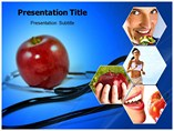 Fruit powerpoint background