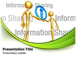 information sharing template