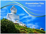 Buddhism Powerpoint-Template