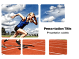 athletic powerpoint templates
