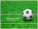 Football Games PowerPoint theme