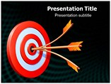 Darting PowerPoint Background