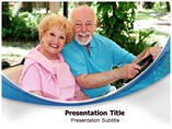 PPT Templates - People Retirement