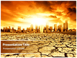 global warming powerpoint background