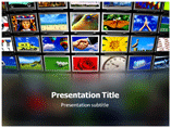 Television Powerpoint Template