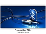 Bluetooth Technology Aids powerpoint slides