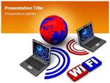WiFi Technology Powerpoint Template