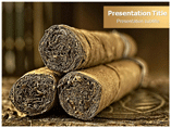 Tobacco (PPT)Powerpoint Template