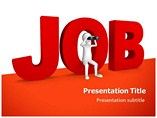 Job Search Powerpoint Template