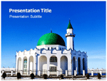 Mosque powerpoint background