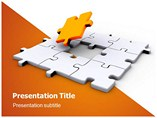 puzzle powerpoint slide