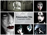 Gothic Powerpoint Template