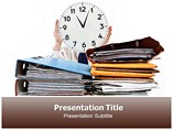 Time Management Counselling PowerPoint Slide