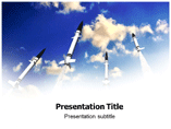 Missile Agency PowerPoint Templates