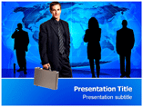 World Business PowerPoint Theme