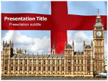 England Powerpoint Template