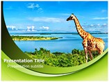 Ecotourism Destinations Powerpoint Template
