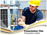 Electrical Engineering Powerpoint Template