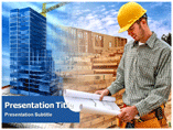 Free PPT Templates Download Construction
